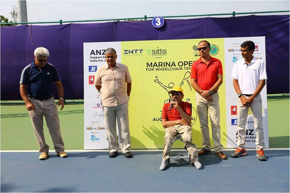 Marina Open 2017