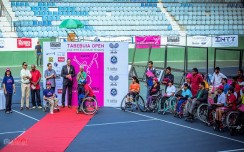 TABEBUIA OPEN, For Wheelchair Tennis